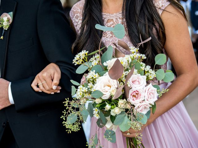 Nazli and Evan's wedding in Texas 11