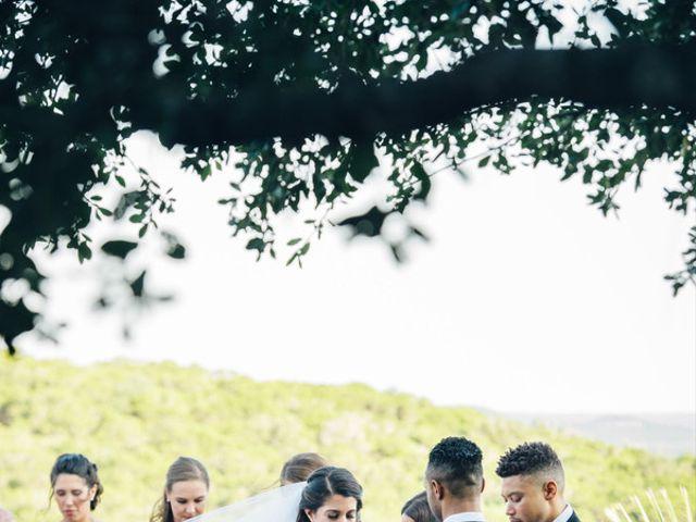 Nazli and Evan's wedding in Texas 15