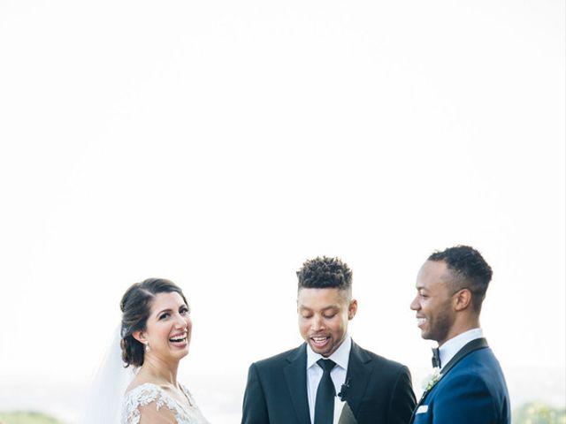 Nazli and Evan's wedding in Texas 16