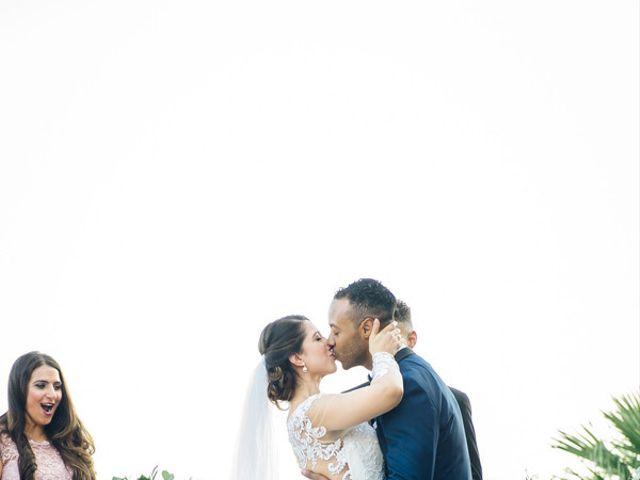Nazli and Evan's wedding in Texas 17