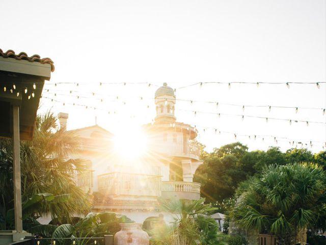 Nazli and Evan's wedding in Texas 24