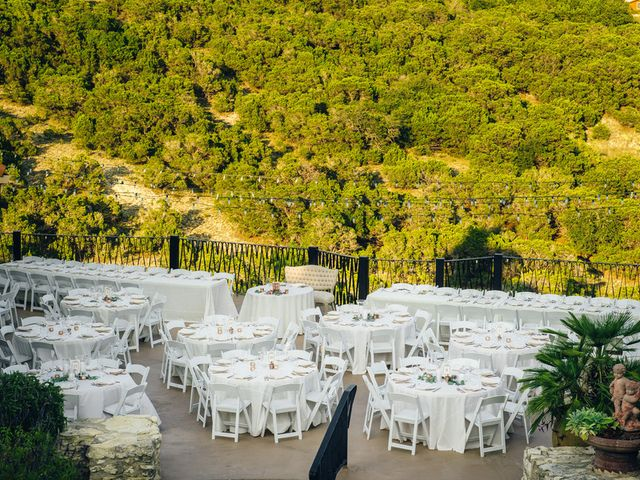 Nazli and Evan's wedding in Texas 19
