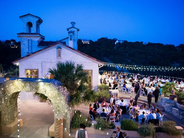 Nazli and Evan's wedding in Texas 27