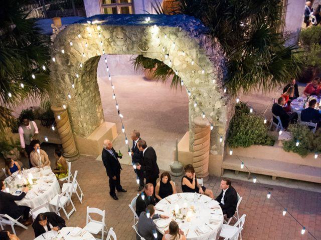 Nazli and Evan's wedding in Texas 26