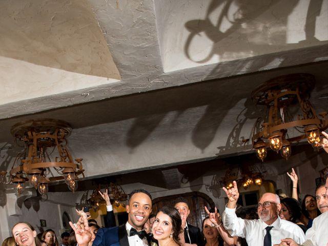 Nazli and Evan's wedding in Texas 30