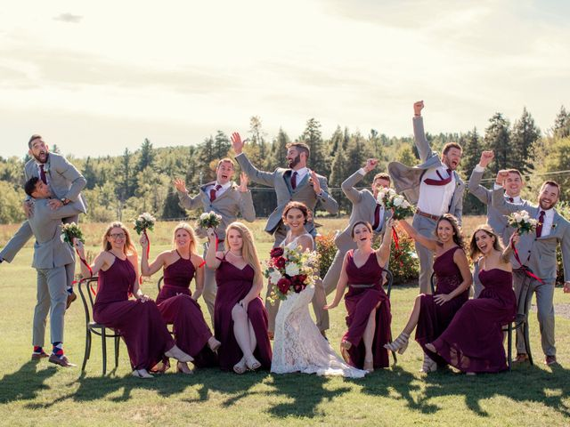 Bill and Brooke's Wedding in Jeffersonville, Vermont 8