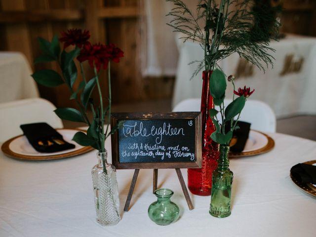 Seth and Kristina's Wedding in Prospect Hill, North Carolina 4