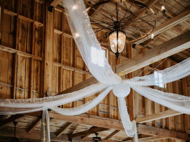 Seth and Kristina's Wedding in Prospect Hill, North Carolina 5