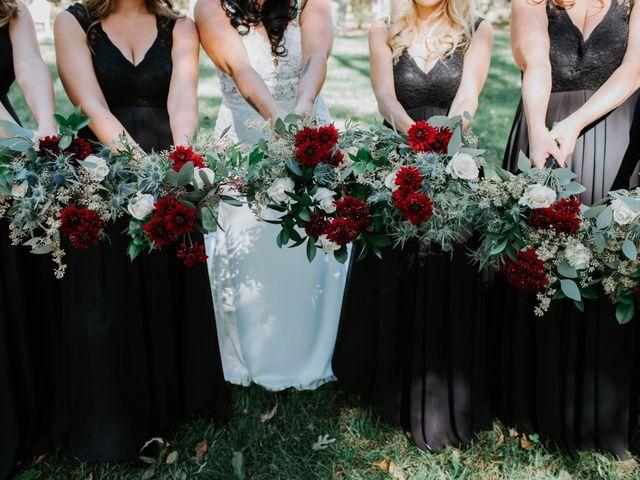 Seth and Kristina's Wedding in Prospect Hill, North Carolina 6