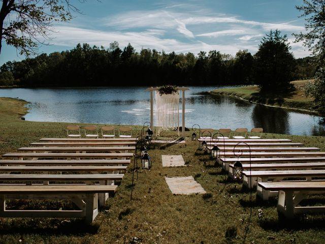 Seth and Kristina's Wedding in Prospect Hill, North Carolina 8