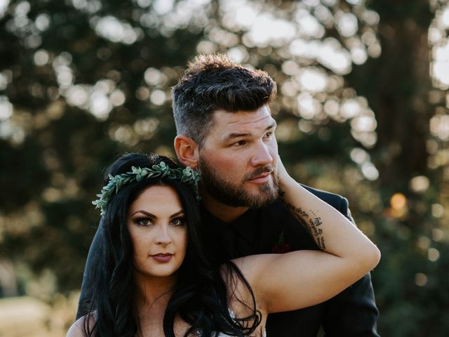 Seth and Kristina's Wedding in Prospect Hill, North Carolina 9