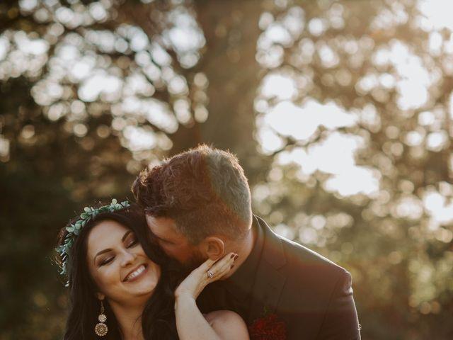 Seth and Kristina's Wedding in Prospect Hill, North Carolina 10