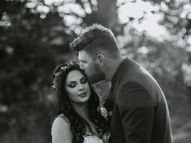 Seth and Kristina's Wedding in Prospect Hill, North Carolina 11