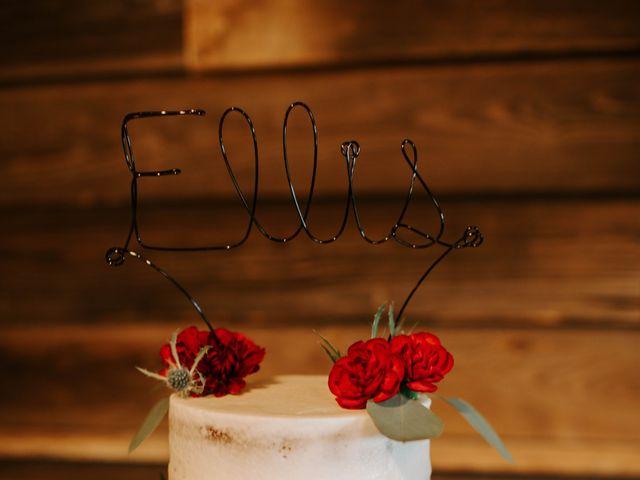 Seth and Kristina's Wedding in Prospect Hill, North Carolina 12