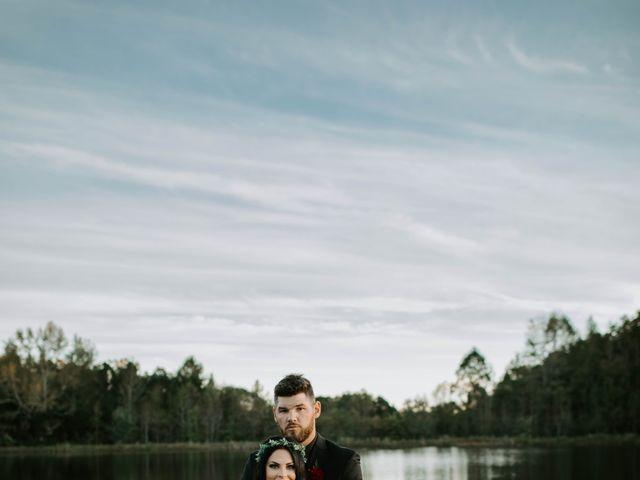 Seth and Kristina's Wedding in Prospect Hill, North Carolina 13
