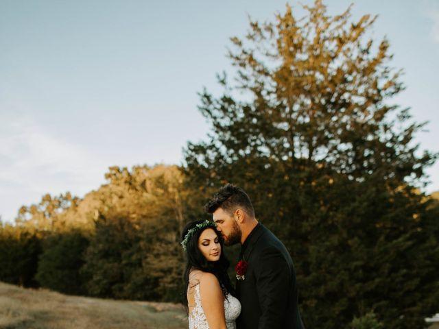 Seth and Kristina's Wedding in Prospect Hill, North Carolina 14