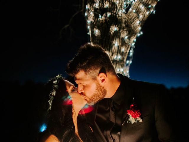 Seth and Kristina's Wedding in Prospect Hill, North Carolina 16