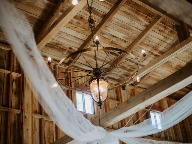 Seth and Kristina's Wedding in Prospect Hill, North Carolina 17