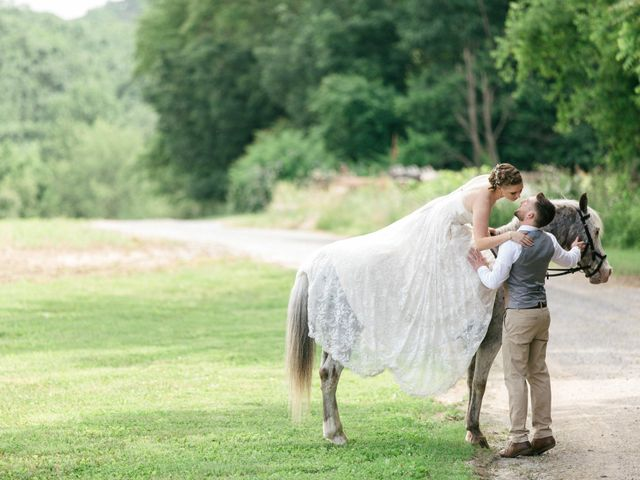 Jake and Erin's Wedding in Frederick, Maryland 5