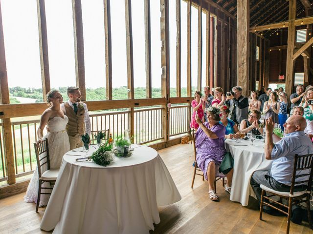 Jake and Erin's Wedding in Frederick, Maryland 8