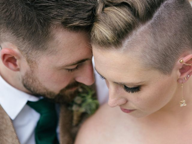 Jake and Erin's Wedding in Frederick, Maryland 11