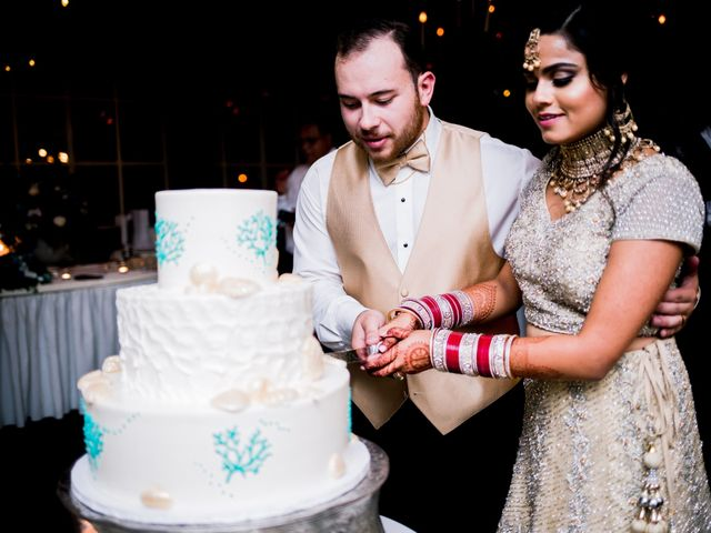 Tyler and Heena's Wedding in Absecon, New Jersey 1