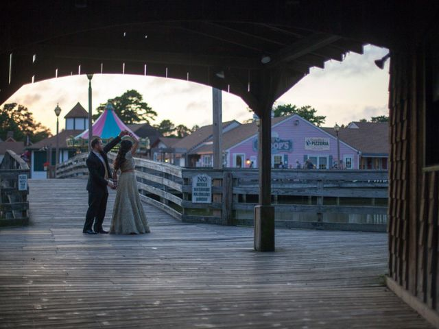 Tyler and Heena's Wedding in Absecon, New Jersey 2
