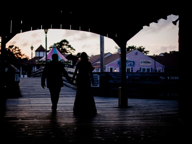Tyler and Heena's Wedding in Absecon, New Jersey 3