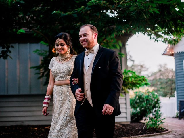 Tyler and Heena's Wedding in Absecon, New Jersey 4