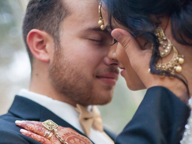 Tyler and Heena's Wedding in Absecon, New Jersey 5