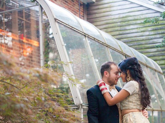 Tyler and Heena's Wedding in Absecon, New Jersey 6