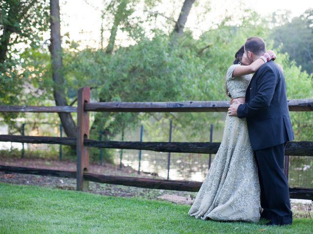 Tyler and Heena's Wedding in Absecon, New Jersey 7