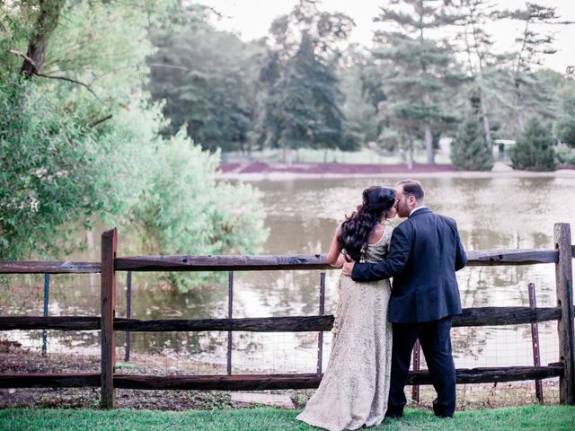 Tyler and Heena's Wedding in Absecon, New Jersey 8
