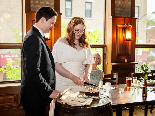 Travis and Megan's Wedding in Miami, Florida 8