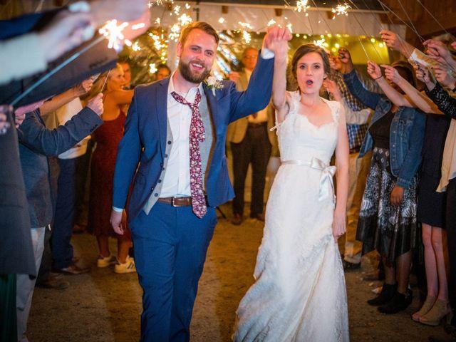 Megan and Alex's Wedding in Andover, New Hampshire 1