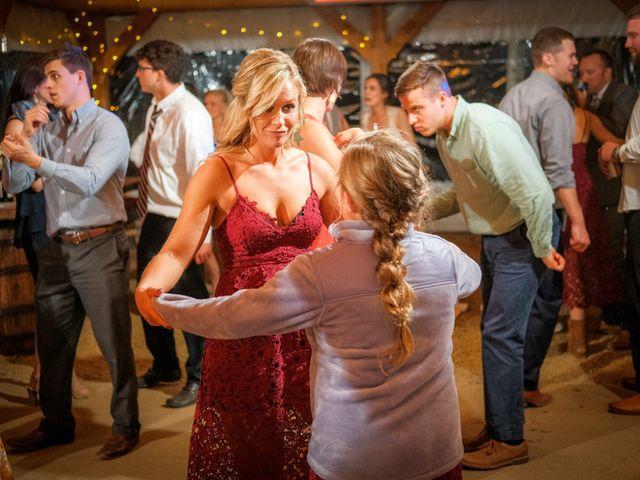 Megan and Alex's Wedding in Andover, New Hampshire 7