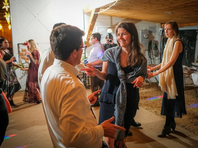 Megan and Alex's Wedding in Andover, New Hampshire 8