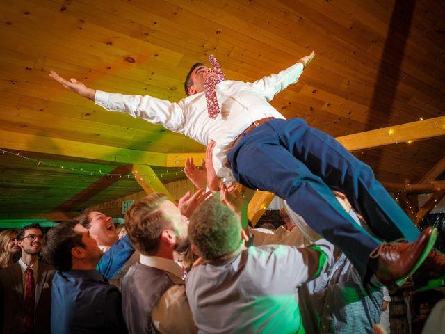 Megan and Alex's Wedding in Andover, New Hampshire 10
