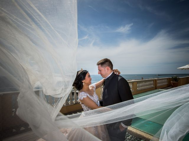 The wedding of Quennie and Riccardo