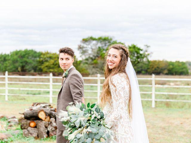 The wedding of Lauren and Jonathan