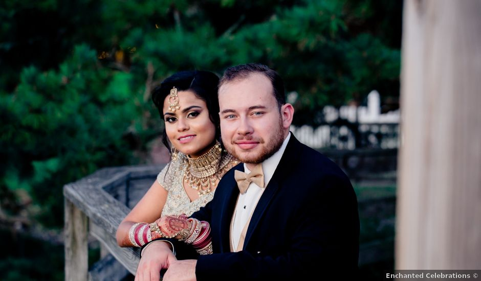 Tyler and Heena's Wedding in Absecon, New Jersey