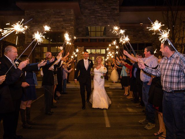 Stefan and Ally's Wedding in Eagle, Idaho 1