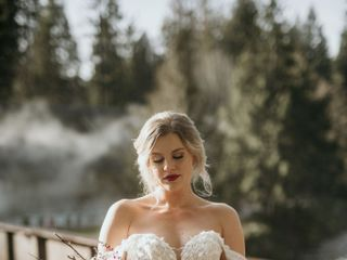 The wedding of Kara and Zach 1