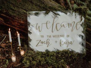 The wedding of Kara and Zach 3