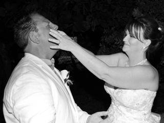 The wedding of Kerri and Dana 1