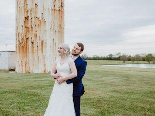 The wedding of Tasha and Lucas