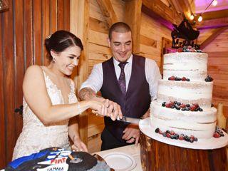 The wedding of Derek and Ashley 1