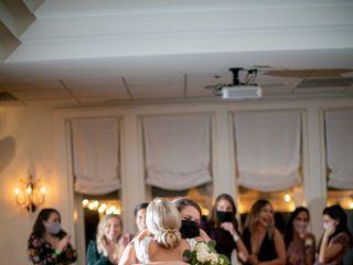 The wedding of Megan and Ryan 1