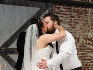 The wedding of Marissa and Austin