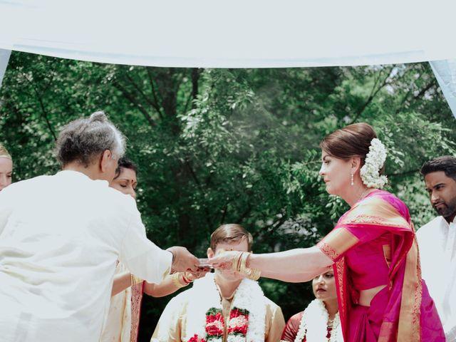 Thomas and Vidiya's Wedding in Nashville, Tennessee 14